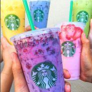 Starbucks dévoile le secret de ses nouvelles boissons colorées, yummy 🍹