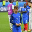 Antoine Griezmann déçu après la finale de l'Euro 2016