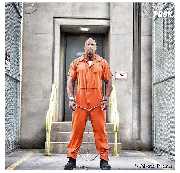 Fast and Furious 8 : Dwayne Johnson en prison