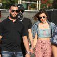 Le fondateur de Snapchat Evan Spiegel et la top model    Miranda Kerr ont officialisé leurs fiançailles