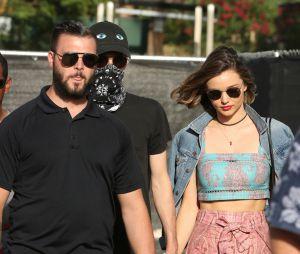 Le fondateur de Snapchat Evan Spiegel et la top modelMiranda Kerr ont officialisé leurs fiançailles