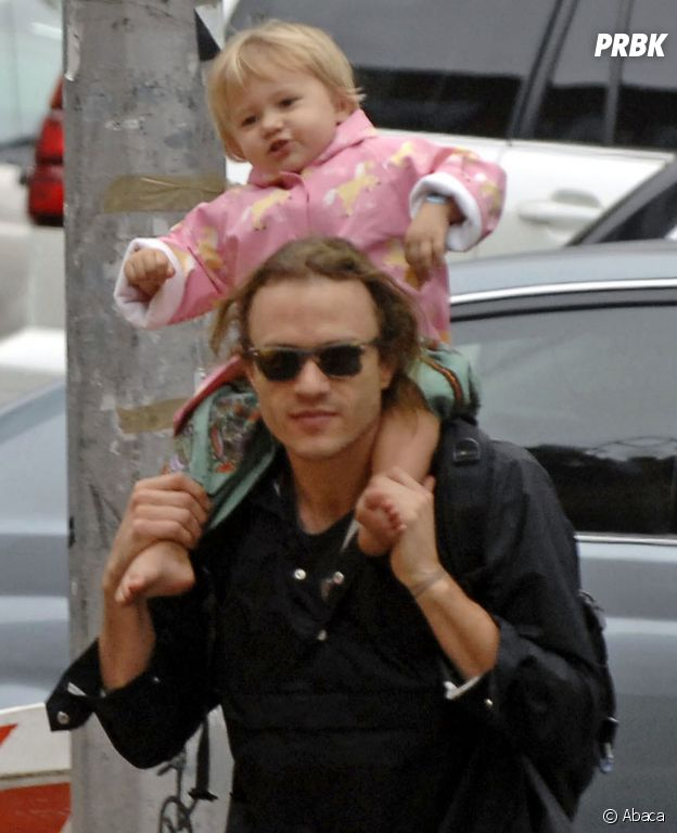 J Bieber Heath Ledger : sa fill...