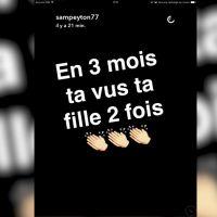 Mélanie Da Cruz et Anthony Martial insultés violemment par Samantha sur Snapchat