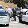 Kris Jenner : Kylie Jenner a réagit à son violent accident de voiture.
