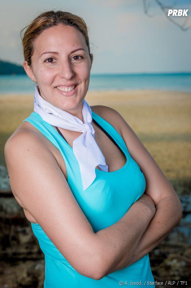 Myriam, candidate de Koh Lanta 2016