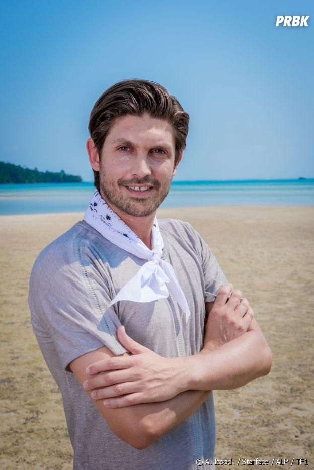 Laurent, candidat de Koh Lanta 2016
