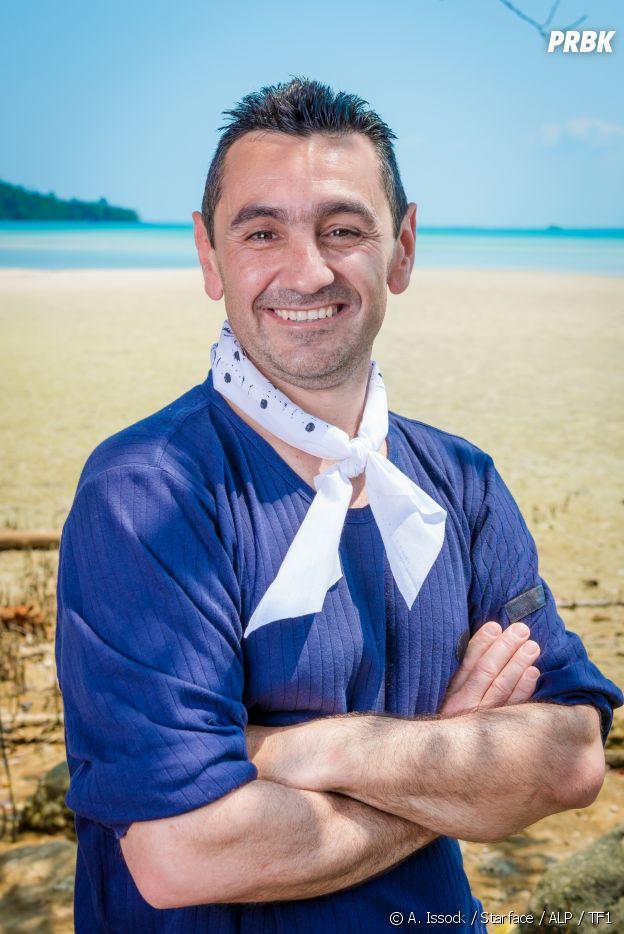 Stéphane, candidat de Koh Lanta 2016