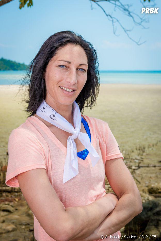 Sandrine, candidate de Koh Lanta 2016