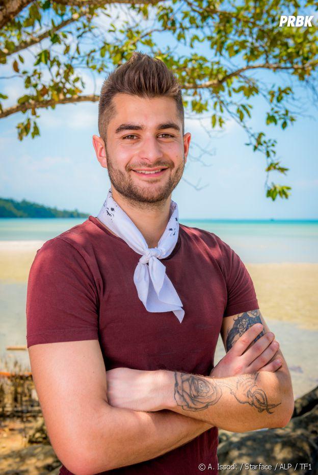 Benoît, candidat de Koh Lanta 2016