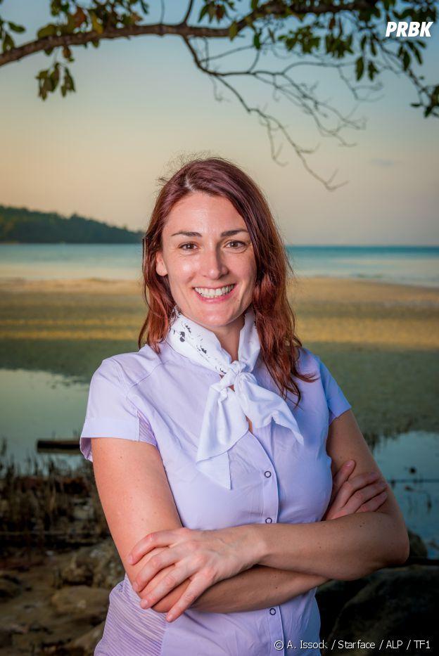Julie, candidate de Koh Lanta 2016