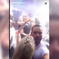 Nikola Lozina officialise sa relation avec Jessica (Les Marseillais) sur Snapchat