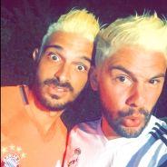 Julien Tanti et Kevin Guedj (Les Marseillais) deviennent blonds après un pari perdu 😂