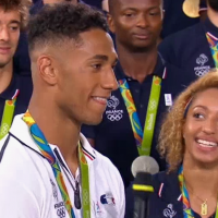 Tony Yoka et Estelle Mossely : Quand le couple de médaillés d'or 🏅 (Rio 2016) se taquine