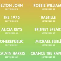 Calvin Harris, Britney Spears... la programmation de l'Apple Music Festival 2016 🎧