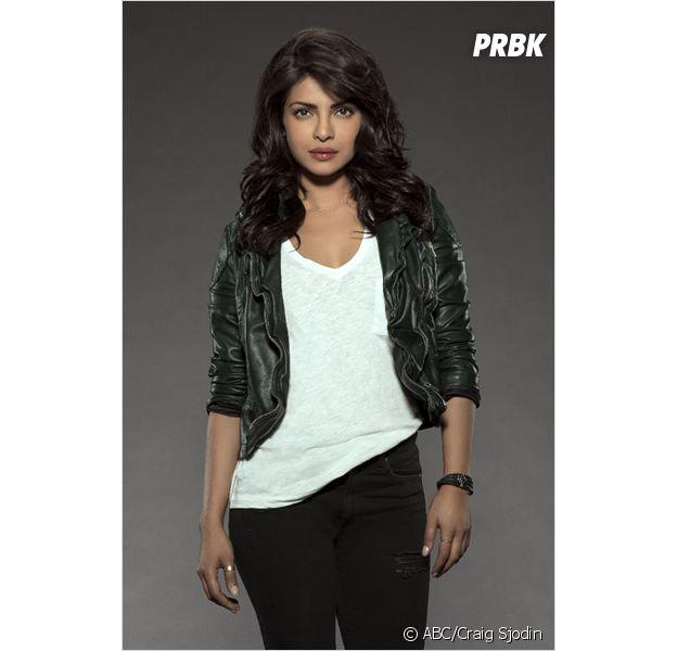 Alex est interprétée par la belle Priyanka Chopra dans Quantico