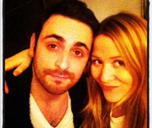 Stéphanie Loire et Camille Combal ont été en couple
