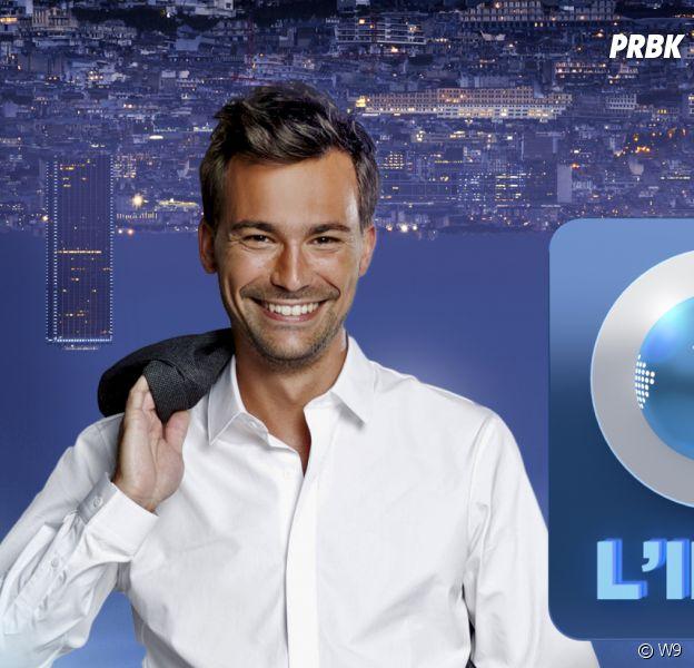 """Bertrand Chameroy : """"OFNI, l'info retournée"""", sa nouvelle émission arrive sur W9 le 27 septembre 2016"""