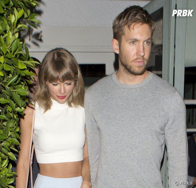 Taylor Swift clashée par Calvin Harris : son ex s'excuse après ces mots violents