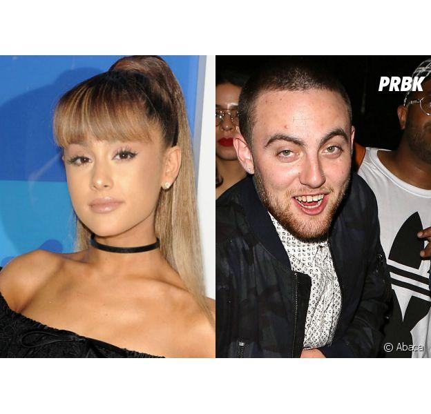 Ariana Grande officialise son couple avec Mac Miller sur Instagram