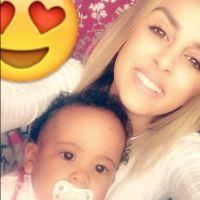 Samantha Martial : sa fille Peyton encore moquée, elle pousse un coup de gueule