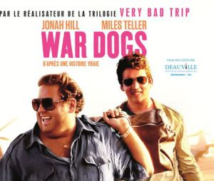 War Dogs : l'affiche du film