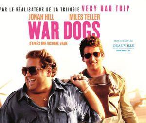War Dogs : l'affiche du film