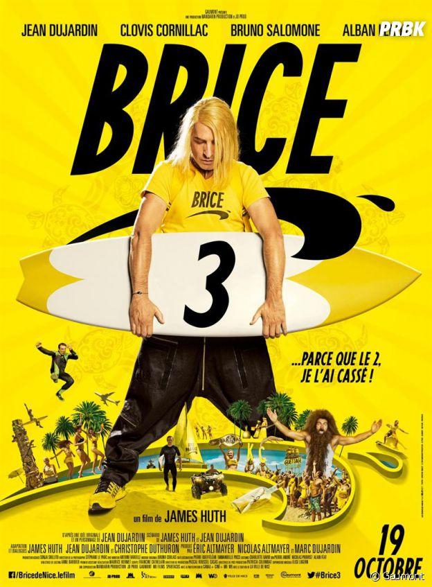 Brice 3 : affiche du film.