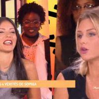 Sophia (SS10) dans Le Mad Mag : le ton monte avec Aurélie Van Daelen ! ⚡