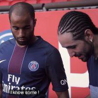 Aurier, Kurzawa, Kimpembe : Le Freestyler Séan Garnier met au défi les joueurs du PSG