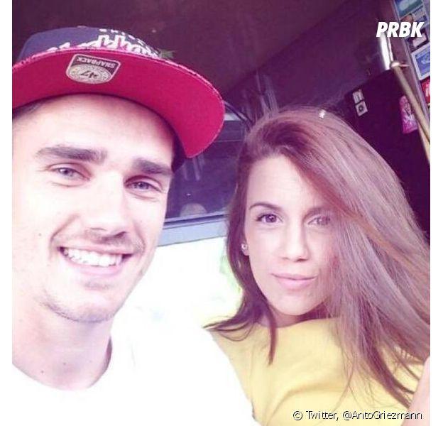 Antoine Griezmann dévoile le surnom que lui donne sa compagne Erika Choperena