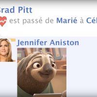 Le divorce de Brad Pitt et Angelina Jolie vu par Gonzague... c'est très drôle ! 😂