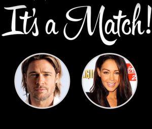 Brad Pitt sur Tinder après son divorce avec Angelina Jolie ?