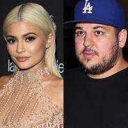 Kylie Jenner : furieux, son frère Rob Kardashian balance son numéro de téléphone sur Twitter