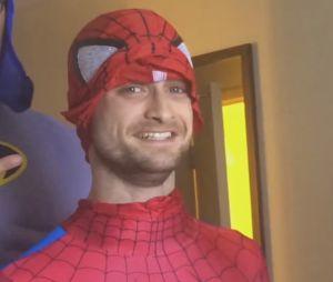 Daniel Radcliffe fan de Spider-Man et des films de super-héros