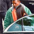 Kim Kardashian est retournée à New-York sous haute sécurité