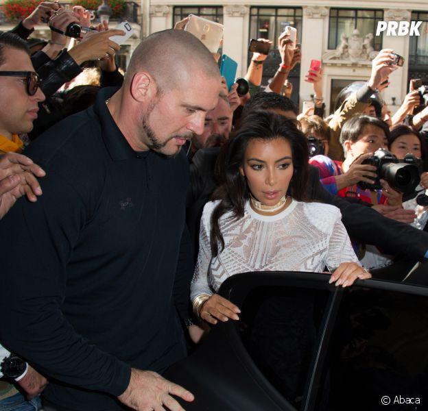 Kim Kardashian agressée à Paris : son terrible aveu à la police française