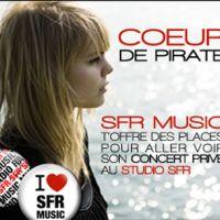 Coeur de Pirate ... des places à gagner pour son concert privé