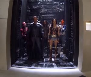 Justice League : le making of