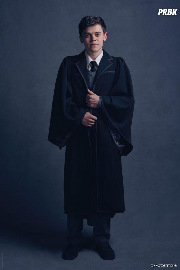 Albus, le fils d'Harry Potter dans Harry Potter et l'enfant maudit