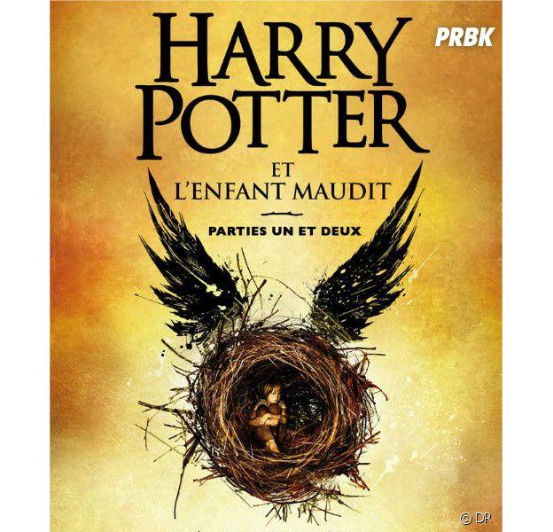 Harry Potter et l'enfant maudit : 3 choses à savoir sur le livre