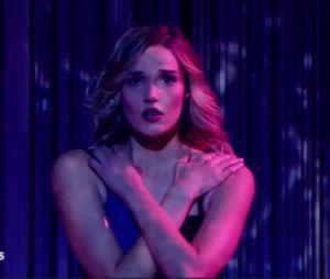 Danse avec les stars 7 : Camille Lou et Grégoire Lyonnet interprètent une rumba sur 'Purple Rain' de Prine