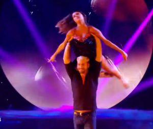 Danse avec les stars 7 : Karine Ferri et Yann-Alrick Mortreuil impressionnent avec un chacha sur le morceau 'This Is What You Came For' de Rihanna et Calvin Harris
