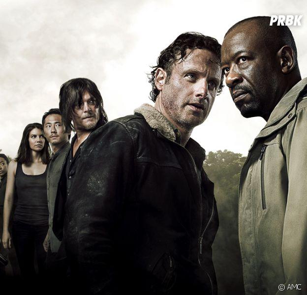 The Walking Dead déjà renouvelée pour une saison 8