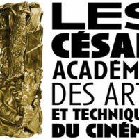 Cérémonie des Césars 2010 ... les nommés sont ...
