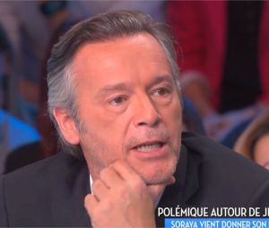 Jean Michel Maire s'excuse face à Soraya Riffi dans TPMP le 17 septembre 2016 sur C8