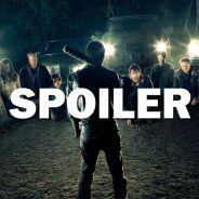 The Walking Dead saison 7 : la mort d'un survivant (finalement annulée) dévoilée en vidéo