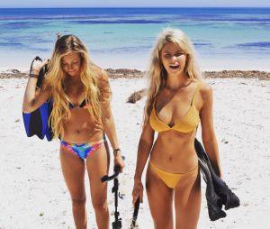Megan Marx et Tiffany James devaient séduire le Bachelor australien mais sont à la place tombées amoureuses l'une de l'autre.