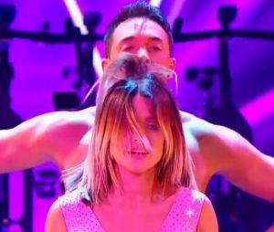 Caroline Receveur en mode sexy dans Danse avec les stars 7 !