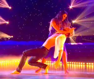 Karine Ferri en larmes dans Danse avec les stars