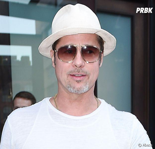 """Brad Pitt en plein divorce avec Angelina Jolie mais en couple avec """"la plus belle femme célibataire d'Hollywood"""" ?"""